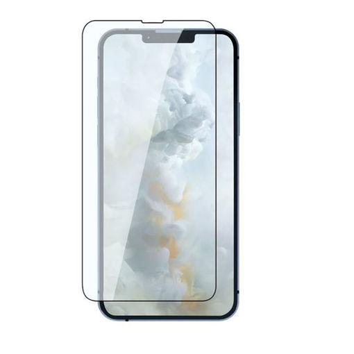 صورة جي سي بال حماية شاشة من الزجاج لجهاز أيفون 13 ميني - مضاد للأشعة الزرقاء
