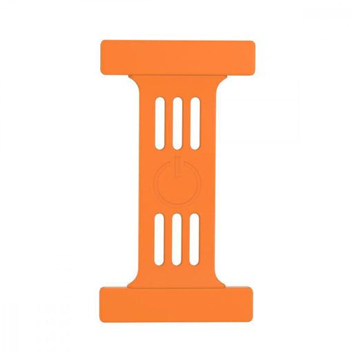 صورة قوي مسكة مغناطيسية لكفرات قوي - برتقالي