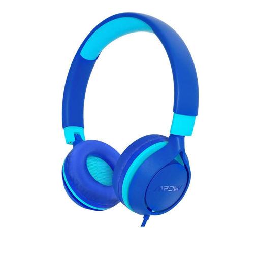 صورة إمباو سماعة رأس سلكية للأطفال - أزرق