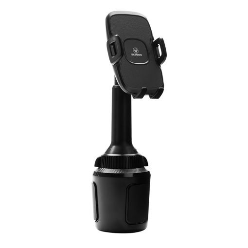 صورة إلتورو حامل هاتف للسيارة - أسود